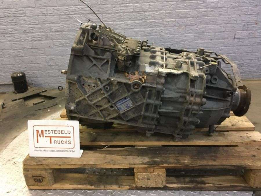 ZF 12as2330 Td Gearbox For Daf Xf 105 Truck - 2011
