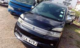 Toyota voxy petrol engine auto very nice and cln accident free