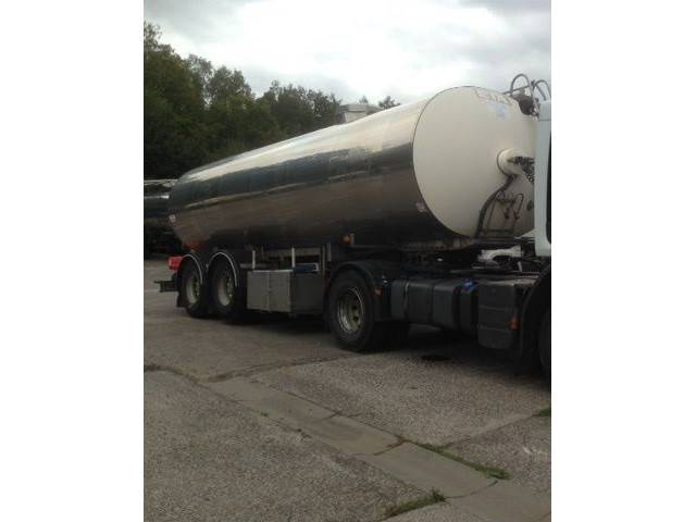 Diversen ETA WITH TANK IN STAINLESS STEEL - 25000 L - 2005