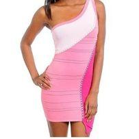 c9aff0847c Sukienki sukienka Wow Couture Herve Ledger bandażowa bandage S bodycon