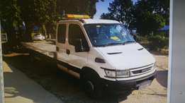 Iveco Daily C65 Rollback