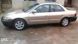 Honda Accord (Baby Boy) 2001 Special Edition 4PLUGS