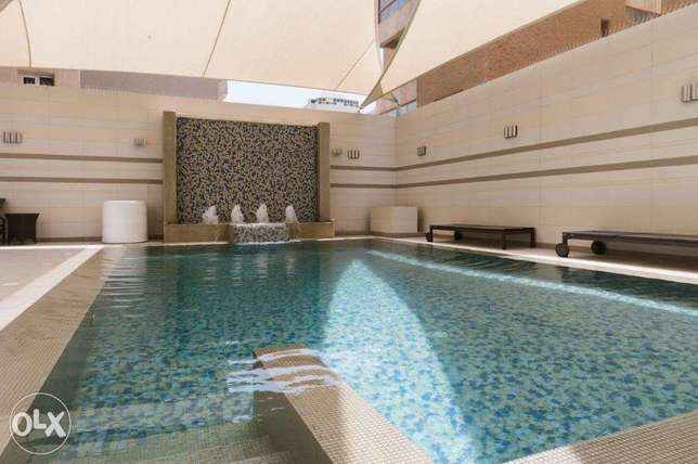 Maidan Hawally - 3 bdr nice apartment with pool and gym