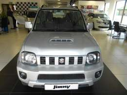 2017 (DEMO) Suzuki Jimny 1.3 4x4 Manual