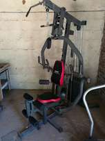 Trajon full home gym forsale, urgent sale, hardly used, almost new!