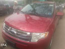 Tincan cleared tokunbo ford edge 08