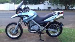 Immaculate BMW 650 GS Full Service History With COR Only 14'000Kms