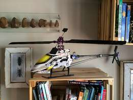 RC helicopter-E-sky belt-cp v2 full carbon edition
