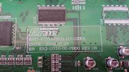 Main board EPD-4231AP (H1) (31-0333) serial number E83-U016-00-PB00
