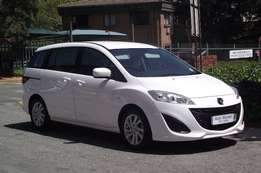 2012 Mazda 5 2.0 ORIGINAL NO DEPOSIT for sale