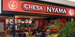 Busy ChesaNyama Food Franchise for sale in Gauteng- Price Reduced!