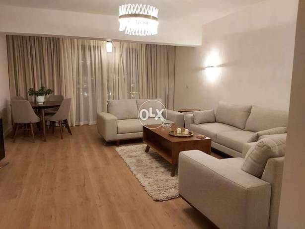 Furnished Duplex144 M In Porto new Cairo For Rent #AEM