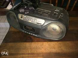 Panasonic Compact Disc CD Player