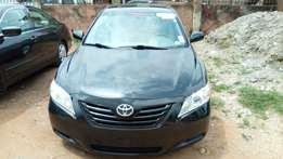 Come for my super clean black Toyota Camry and I we give u good deal