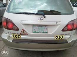 Used Lexus RX 300 model