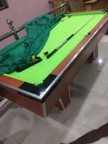 Nigerian made snooker Table with All the accessories