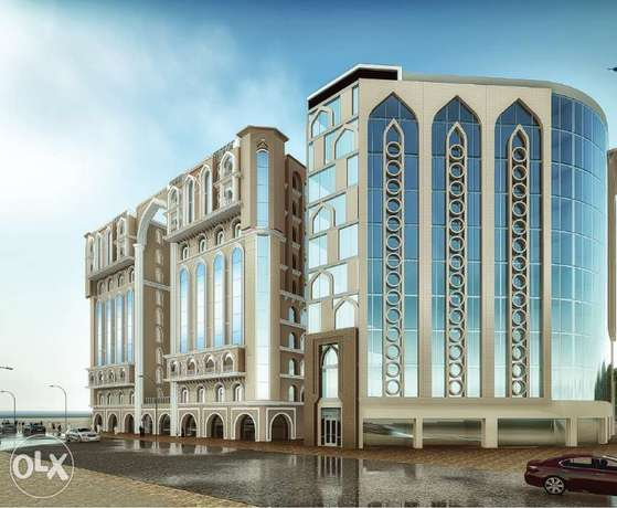 Office Space FOR RENT 74 SQM – Al Ansab on Express Road