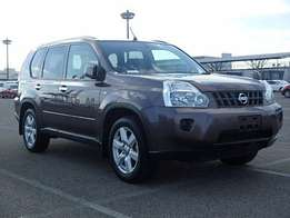 Nissan xtrial new imported on sale.