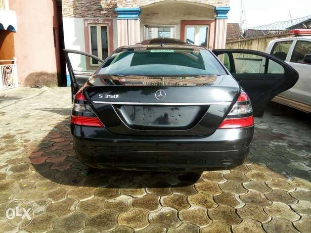 Fairly used mercedes benz s class, very clean and sharp. Obia/Akpor - image 1