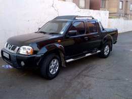 2009 Nissan Hard Body 2,5 4x4 For sale 68000
