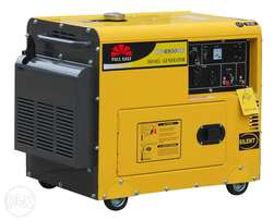 5kVA Diesel Generator Wasp Engine with ATS Ksh160,000