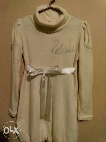 Long pullover for women. Imported.