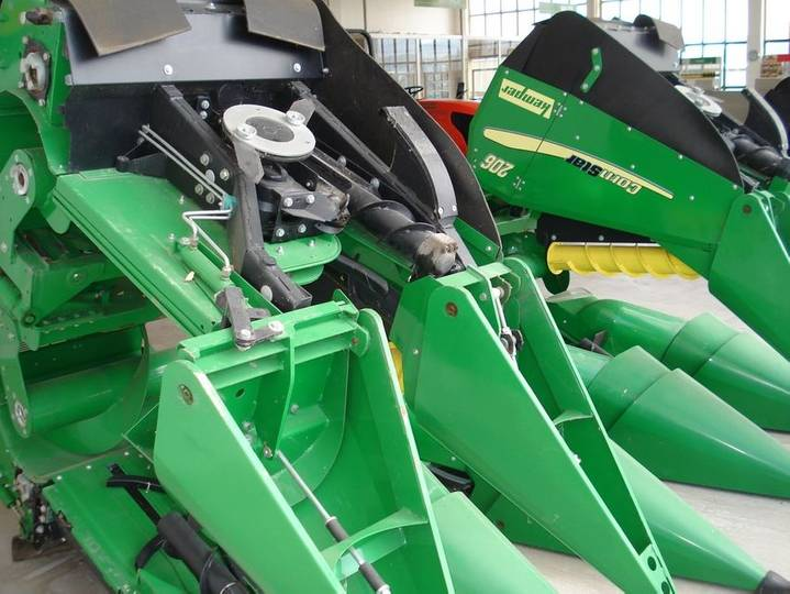 206 b six rows for jd - 2004