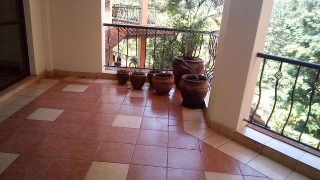 A 3 bed apartments with SQ an an amazing green view for rent in Westla Westlands - image 4