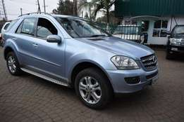 Mercedes Benz ML320 Diesel. Extremely neat
