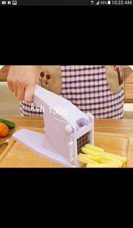 Brand new chips cutter,free delivery within cbd Nairobi CBD - image 3