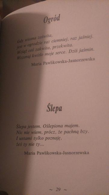 Zbiór Najpiękniejsze Wiersze O Miłości Warszawa