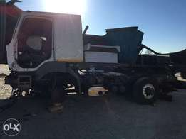 Renault 350 stripping