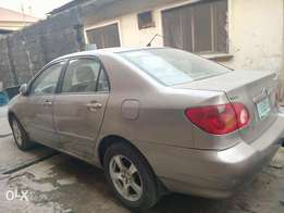 Excellent 2003 Toyota Corolla for sale