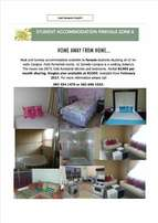 Student Accommodation in Pimville (UJ Soweto Campus)