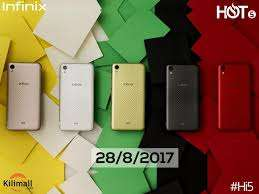 Infinix hot 5 brand new