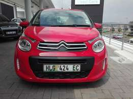2014 Citroen C1 VTi 82 Feel