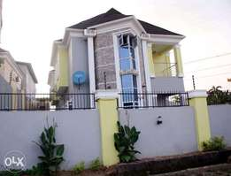 4 bedroom detached duplex at Oluyole estate