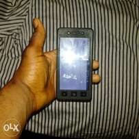 Tecno w2 with 4gb memory card