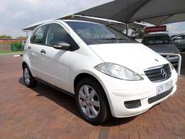 2008 Mercedes Benz A170 Great AUTOMATIC