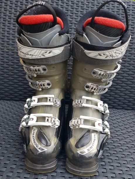 Buty narciarskie Salomon rozm. 24 Energyzer flex 90 Instinct