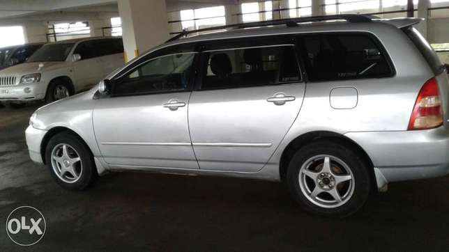 Clean Toyota fielder car KBF 998R with it's original colour Kileleshwa - image 8