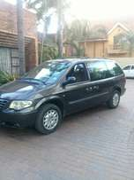 2005 Chrysler Grand Voyager 3.3 stow & go