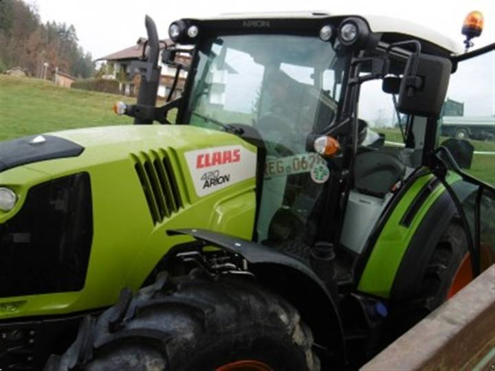 Claas Arion 420 Cis - 2016