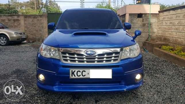 Subaru Forester XT, 2008, KCC, Auto, Turbo, Lots of Extras, Very Clean Nairobi West - image 1