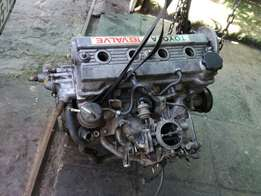 Toyota 1.6 16valve complete engine for sale r4500
