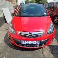 Sales: 2013 Opel corsa 1.4 3d sports for R 105000.00