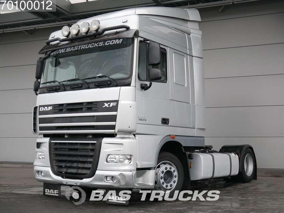 DAF XF105.410 4X2 Mega Euro 5 - 2012