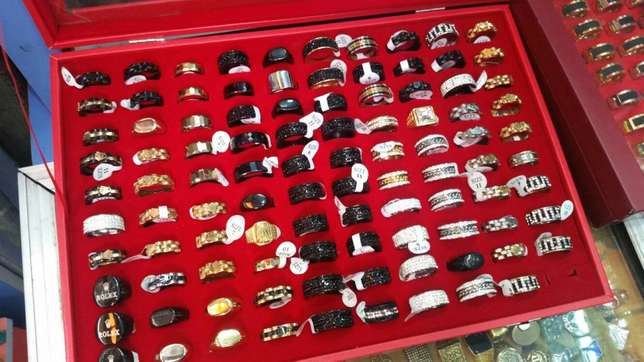 Rings collection Lagos Mainland - image 1