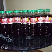 Natural healthy Zobo drink