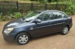 2007 Hyundai Accent for Sale R 54 000.00 neg